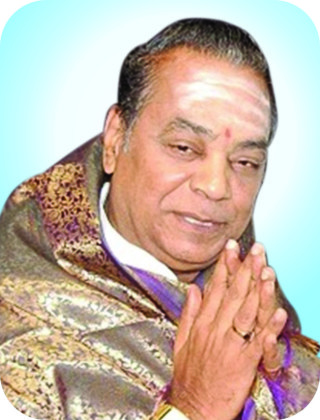 M P Sathiyavel Murugan